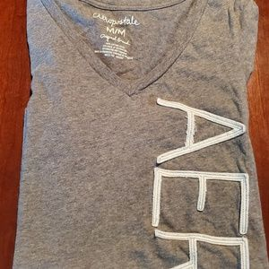 Aeropostale ladies v-neck shirt size Medium